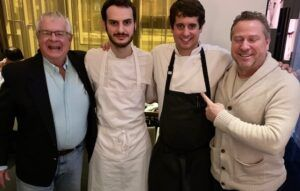 Tim owner chef Sam Plotnik exec chef Donald Young Kevin