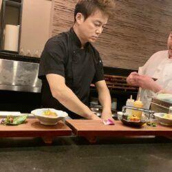 Juno Chef Park prep