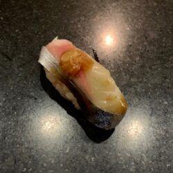 Itoyori threadfin bass nigiri15