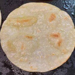 Toasted taco