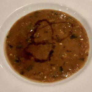 Commander's Palace turtle soup