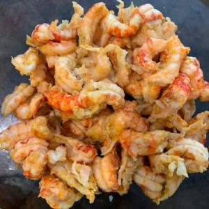 Crawfish Salad Tails