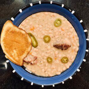 Navy Bean Soup main