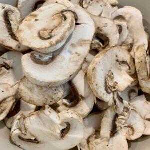 cremini mushrooms
