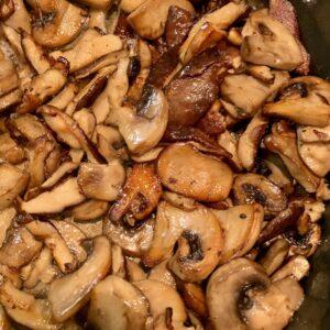mushroom soup mushrooms