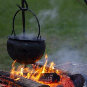 one pot big flames