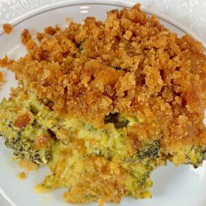 Broccoli Cheese Casserole main