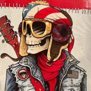 voodoo skeleton